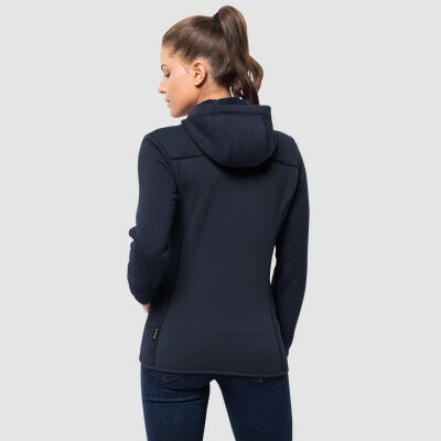 ELK HOODED JACKET WOMEN