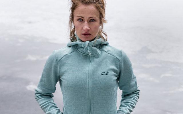 Outdoor Fleece jackets