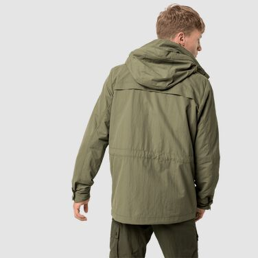 LAKESIDE SAFARI JACKET M