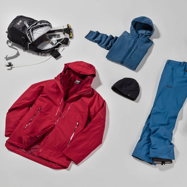 Men Active Outdoor Outfit